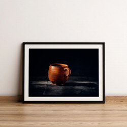 Photo Still Life : Craft mug — Art Gardane