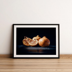Photo Still Life : Pomegranate — Art Gardane